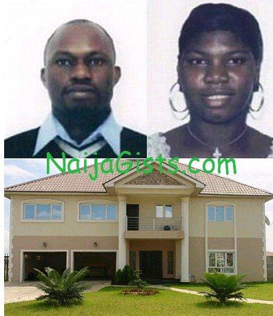 nigerian fraudster ovo mayomi