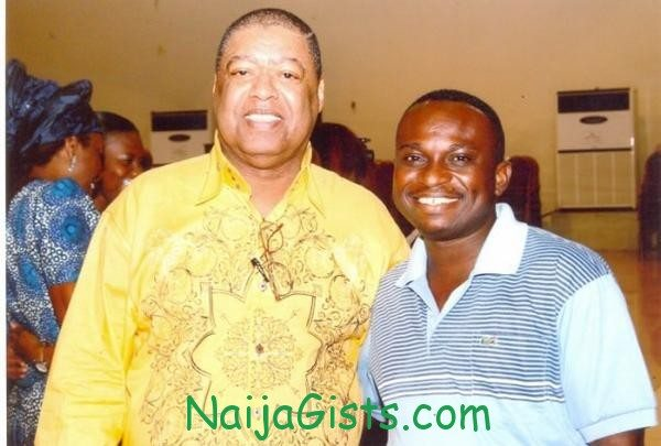 ron kenoly in nigeria