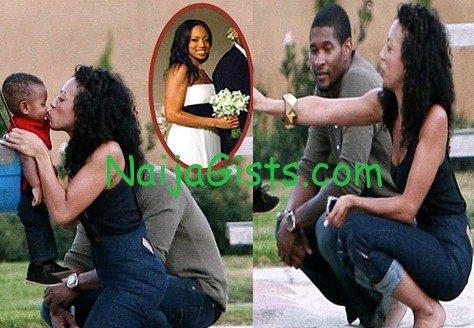 usher raymond cheated on wife