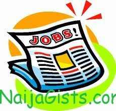 vacant positions in nigeria