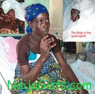 woman delivers 5 babies oyo state
