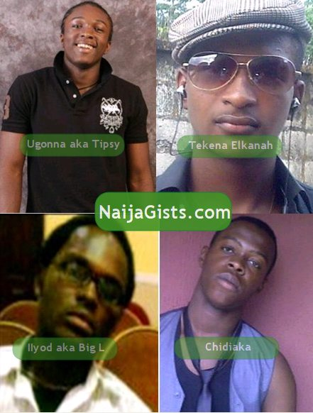 4 uniports cultists kiled