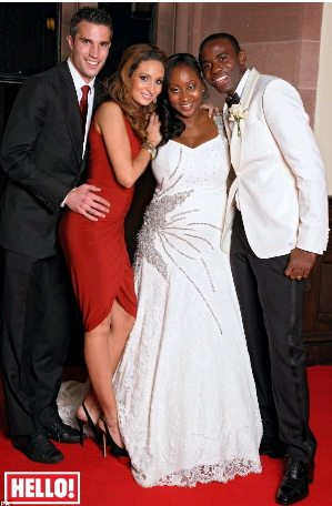 Fabrice Muamba Married