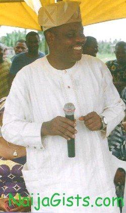 Hon Abiodun Abudu Balogun