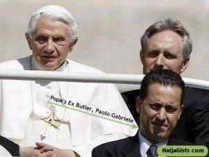Paolo Gabriele jailed
