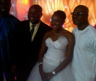 abiola adebayo wedding