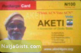 acn recharge cards