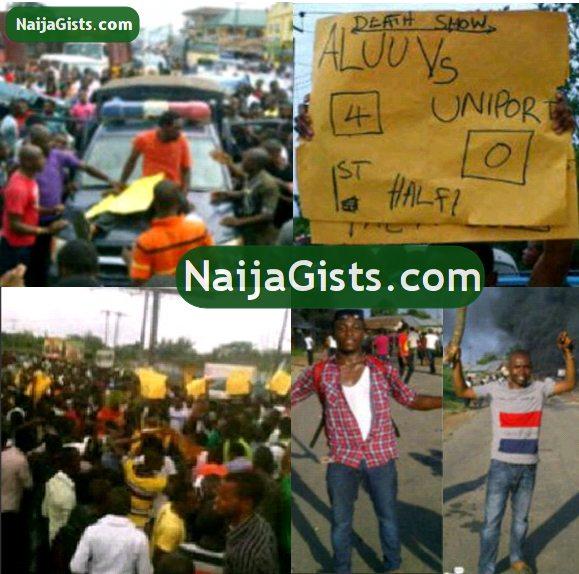 uniport nigeria