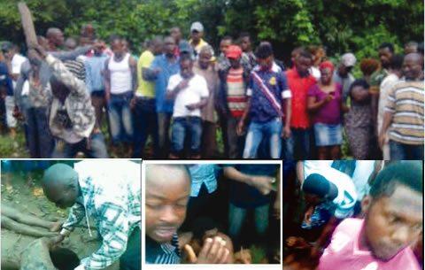 aluu village  murder