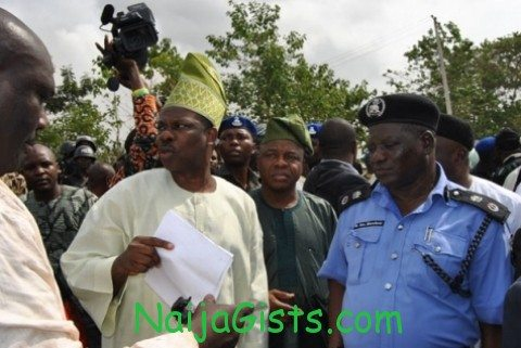 armed robbery mission house ogun state