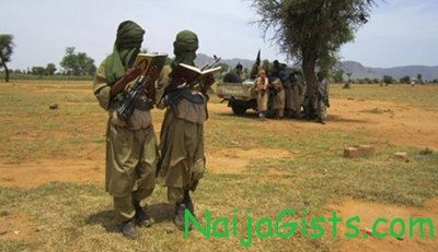 boko haram training camp