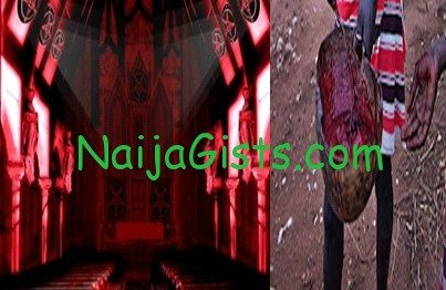 Im A Member Of Satanic Cult That Drinks Blood Feed On Human Flesh Girl 16 ConfessesNaijaGistsBlog Nigeria Nollywood Celebrity News Entertainment