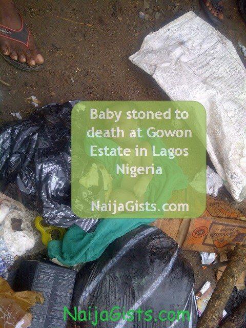 dead baby lagos nigeria