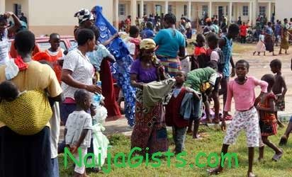 delta state flood victims