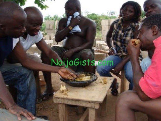 enugu funeral poisoned meat