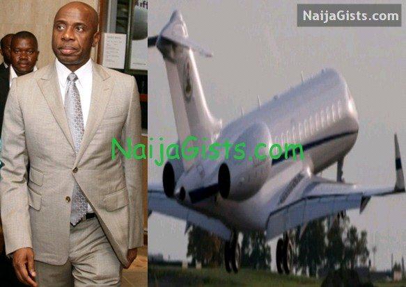 governor rotimi amaechi new jet