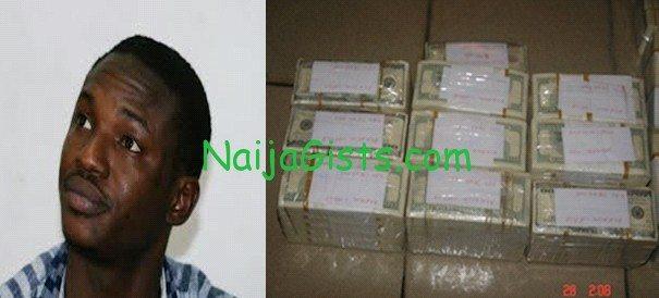 currency smugglers nigeria