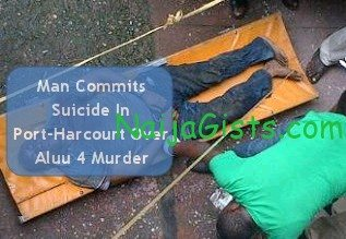 man commits suicide port harcourt