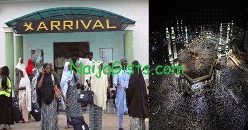 nigerian pilgrims cocaine