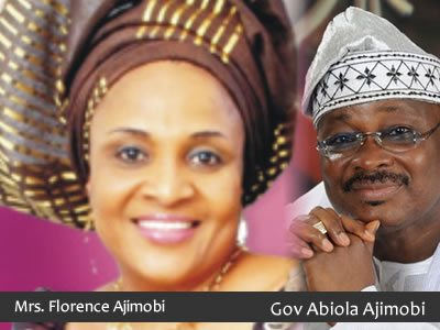oyo state governor's wife arrested