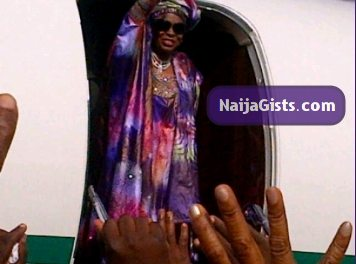 patience jonathan back