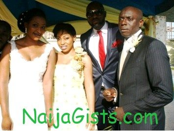 rita dominic wedding pictures