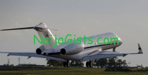 rivers state new jet 50 million dollars