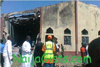 st rita catholic church suicide bombing kaduna