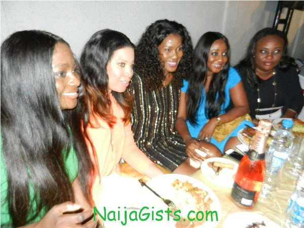 stephanie okereke birthday 2012