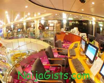 worlds largest cyber cafe nigeria