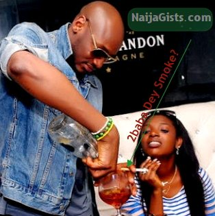 2face idibia smoker smoking