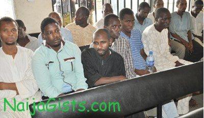 89 boko haram members detained abuja