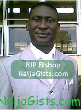 Bishop Sylvanus dead killed