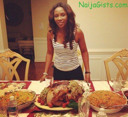 Genevieve-Nnaji thanksgiving