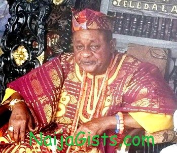 Oba Lamidi Adeyemi alaafin of oyo