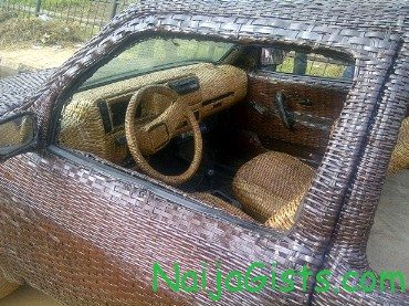 bamboo car ibadan nigeria