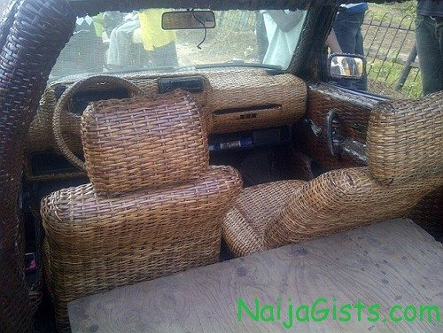 basket car ibadan