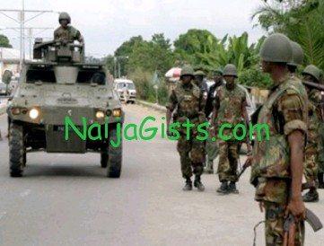 boko haram bombs convoy adamawa