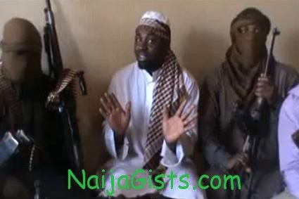 boko haram ceasefire condition