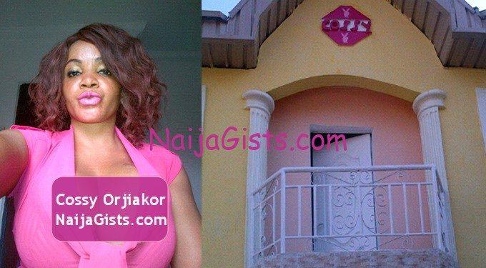 cossy orjiakor play girl mansion