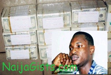 currency smuggler abuja efcc