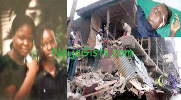 isolo lagos building collapsed