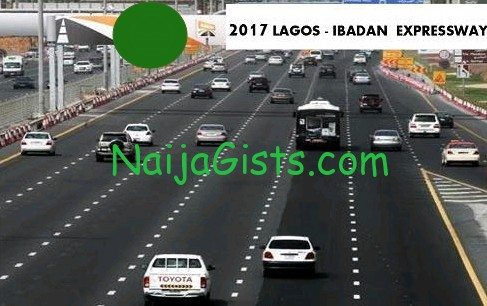 lagos ibadan expressway contract julius berger