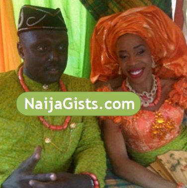 nigerian actor femi brainard married
