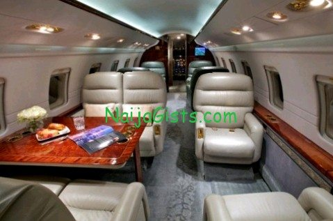 pastor ayo private jet picture