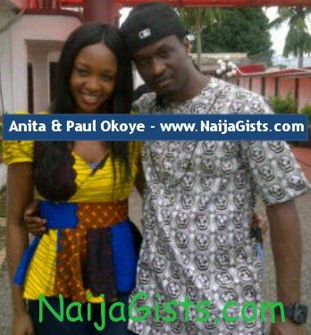 paul okoye and girlfriend anita