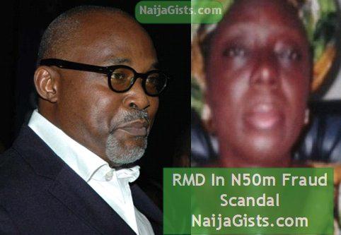 rmd fraud 50 million naira delta state
