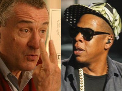robert deniro jay z fight