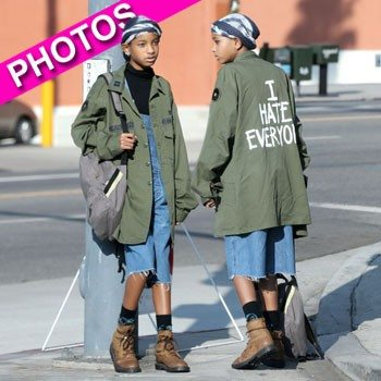 willow smith attitude problems