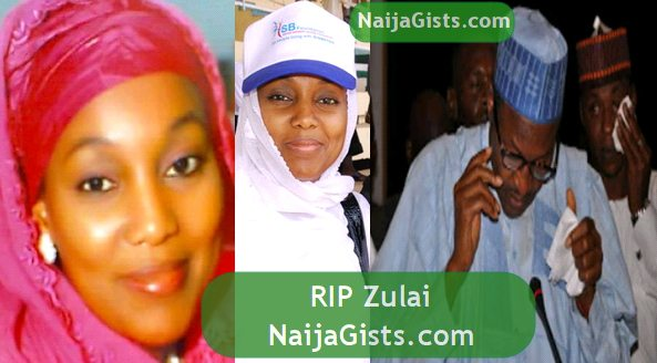 zulai buhari daughter dead